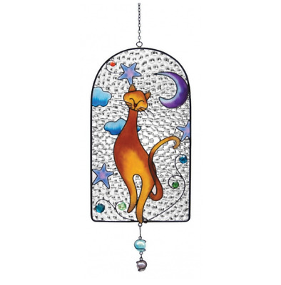 Witches Of Pendle - Cat Waterfall - Light Catcher (WOPLCCATWATE) • 17.95£