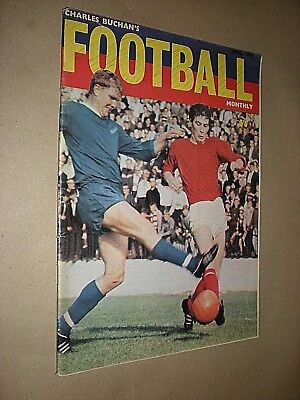 £3.25 • Buy Charles Buchan's Football Monthly. Magazine. April 1967. Soccer