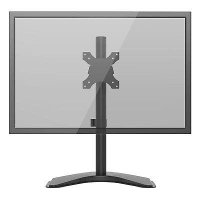 £25.99 • Buy Single Arm Desk Mount Stand Bracket LCD LED Monitor Computer 13 -27  Screen TV