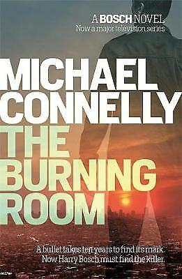 The Burning Room, Connelly, Michael, Excellent • 4.57£