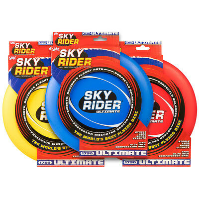 Wicked Sky Rider Ultimate - 175g High Performance Flying Frisbee Disc • 13.49£