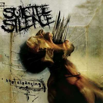 Suicide Silence - The Cleansing NEW CD • 11.38£