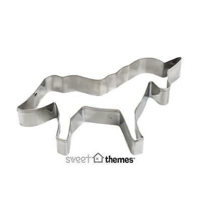 AU5.95 • Buy Unicorn Cookie Cutter - 12cm