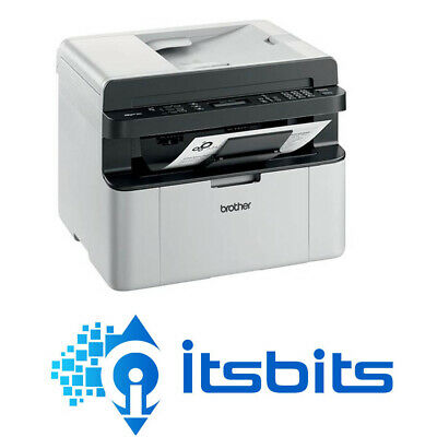 AU180 • Buy Brother Mfc1810 Usb Multifunction Print Can Copy Fax Mono Laser Document Feed