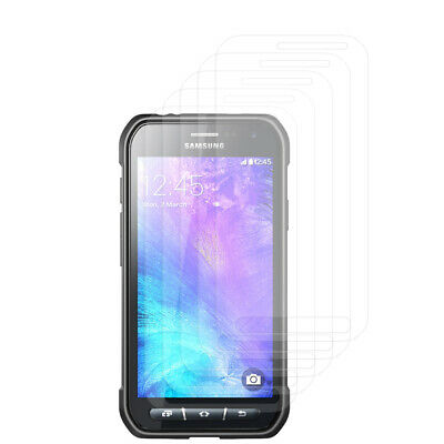 $ CDN2.74 • Buy For Samsung Galaxy S6 Active [5-Pack] Screen Protector Film Clear