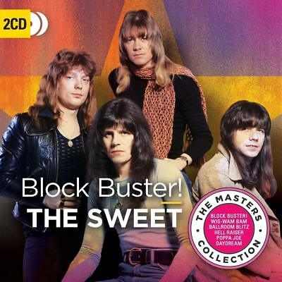 SWEET BLOCK BUSTER! THE MASTER COLLECTION 2 CD (Released 27th July 2018) • 6.95£