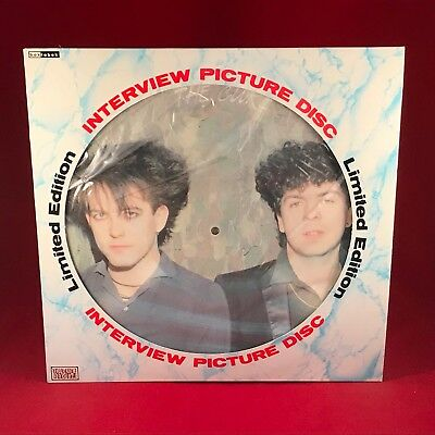 £19.99 • Buy THE CURE Interview Picture Disc  UK 12  INTERVIEW  Vinyl  EXCELLENT CONDITION