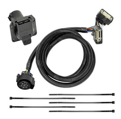 $ CDN75.80 • Buy 7-Way RV Trailer Wiring Harness For 11-19 Ford Explorer All Styles Plug & Play