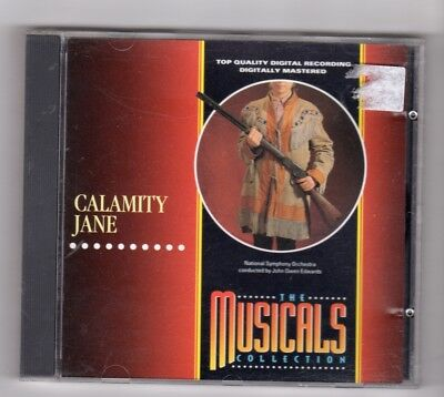 £8.99 • Buy (IF31) The Musicals Collection: Calamity Jane - 1994 CD