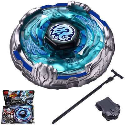 $7.69 • Buy Kreis Cygnus Beyblade BB-124 145WD Rapidity Hyperblade STARTER SET WITH LAUNCHER