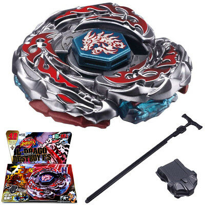 $7.69 • Buy L-Drago Destroy BB-108 Destructor F:S Beyblade B148 4d STARTER SET WITH LAUNCHER