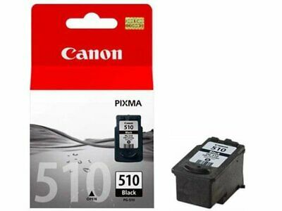 Canon PG 510 Black Ink Cartridge • 18.88£