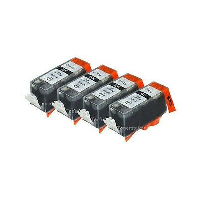 AU13.99 • Buy 4x Ink Cartridges PGI-670XL BLACK For Canon Pixma TS5060 TS6060 TS8060 TS9060