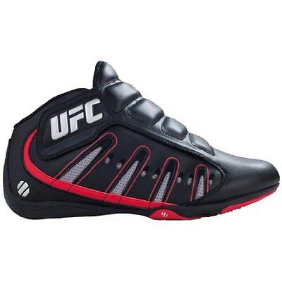 $59.99 • Buy UFC Training Shoes NIB MMA New In Box Ringstar Black With Red Mixed Martial Arts