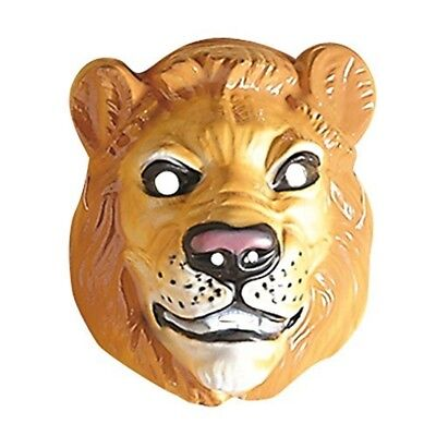 Plastic Lion Masks Animals Masks Eyemasks & Disguises For Masquerade Fancy - • 4.69£