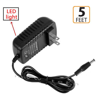 $ CDN18.71 • Buy AC DC Power Supply Adapter For Bowflex Max Trainer M3 M5 M7 Charger Cord Cable