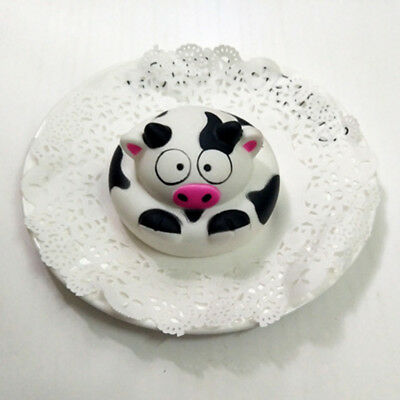 AU6.72 • Buy Slow Rising Squishies Scented Cow Squeeze Toy Stress Relief Fashion Kids Gift
