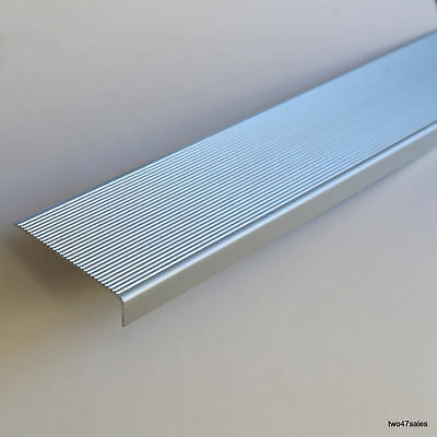Door Anti Slip Cill Cover Tread Plate Protector Kick Upvc Sill Window Aluminum  • 17£