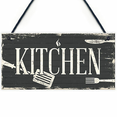 £3.99 • Buy Shabby Chic Kitchen Wall Decor Door Plaque Sign Beer Vodka Alcohol FRIEND Gifts