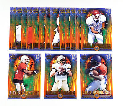 $9.99 • Buy 2001 Pacific War Room Football Set (20)
