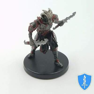 $ CDN2.50 • Buy Pitborn Fighter, Tiefling - Maze Of Death #7 Pathfinder Battles D&D Miniature