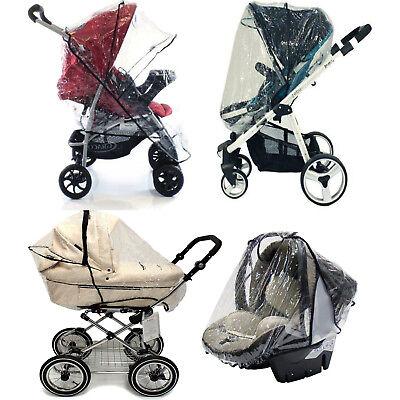 £13.95 • Buy Rain Cover To Fit Bebecar Carrycot, Carseat, Pushchair & Pram! - FAST SHIPPING!