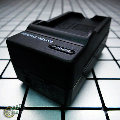 AU23.95 • Buy AC/Car Battery Charger For Panasonic Lumix DMC-FZ47K/FZ48/FZ70/FZ70K/FZ72/FZ72K