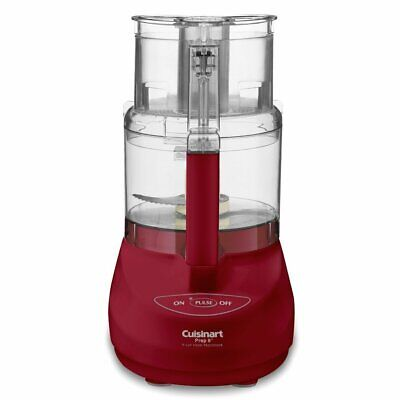 View Details Cuisinart DLC-2009 9-Cup Food Processor, Red • 106.00$