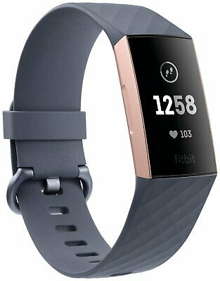View Details Fitbit Charge 3 Fitness Tracker - Rose Gold. • 119.00£