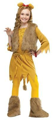 £27.96 • Buy Girls Child LION Dress-up Halloween Costume OZ Collection