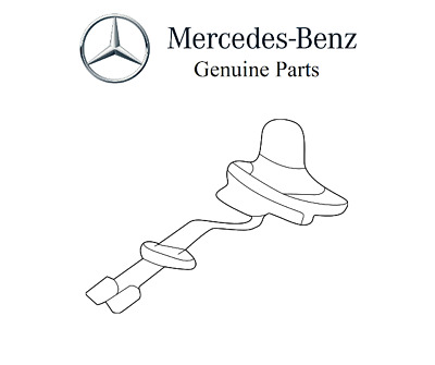$399.92 • Buy For Mercedes W220 S430 S500 S55 AMG S600 Roof GPS Radio Antenna Assembly Genuine