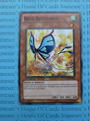 Reed Butterfly STBL-EN003 Common Yu-Gi-Oh Card English 1st Edition New • 0.99£