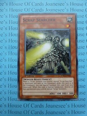 Scrap Searcher STBL-EN025 Common Yu-Gi-Oh Card English 1st Edition New • 3.25£