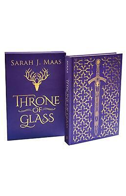 $27.38 • Buy Throne Of Glass Collector's Edition By Sarah J. Maas (English) Hardcover Book Fr