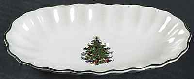 $17.99 • Buy Cuthbertson CHRISTMAS TREE (CREAM) Open Candy Dish 6599197