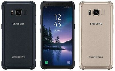 $ CDN188.76 • Buy Samsung Galaxy S8 Active SM-G892A Unlocked Smartphone Cell Phone AT&T T-Mobile
