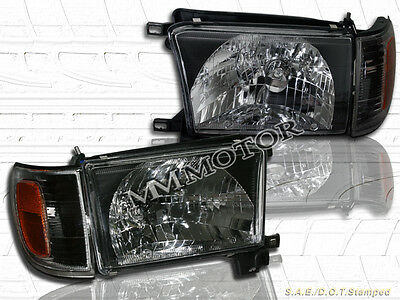 AU184.06 • Buy 1996 1997 1998  Toyota 4 Runner Headlights + Corner