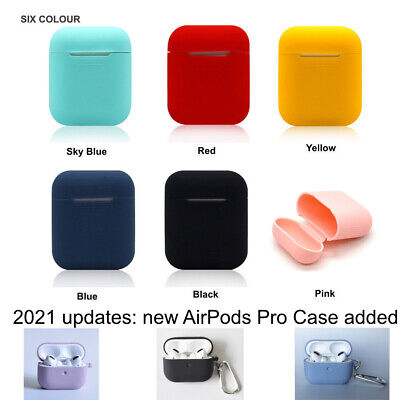 AU5.45 • Buy For Airpod 2nd Pro Charging Case Silicone Cover Protective Skin For Airpod Case