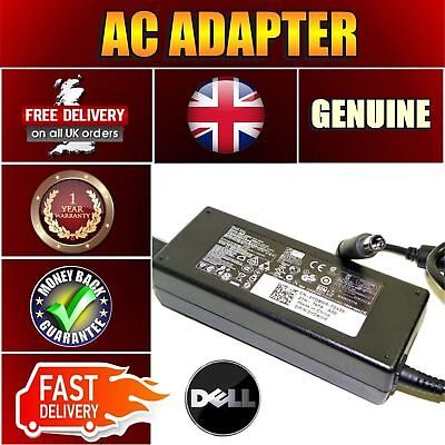 £23.95 • Buy Original Dell PA-3E Charger Studio 1555 1557 1558 1564 Laptop FLAT  AC Adapter