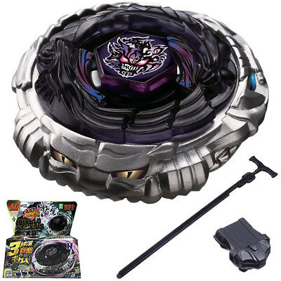 $7.69 • Buy Diablo Nemesis Beyblade BB-122 X:D 4D Metal Fury Xd - STARTER SET WITH LAUNCHER!