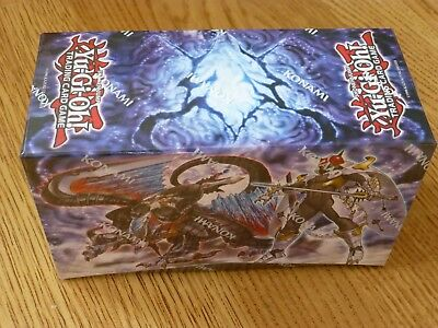 YuGiOh! Legacy Of The Valiant Deluxe Edition - Evilswarm New English Sealed Box • 40£
