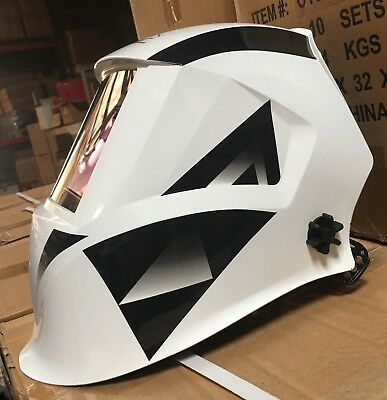 $ CDN118.24 • Buy WGT900 Auto Darkening Welding Helmet Mask Grinding Welder Hood/4 Sensor/big View