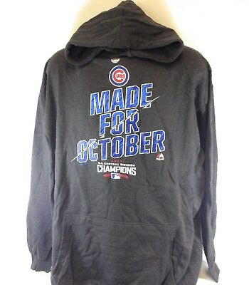 sports shoes e0aeb 97832 chicago cubs hoodie