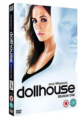 £12 • Buy DOLLHOUSE - Series 1 Complete (DVD, 2009, 4-Disc Set) NEW