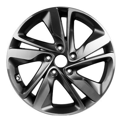 Hyundai Santa Fe Black Wheels