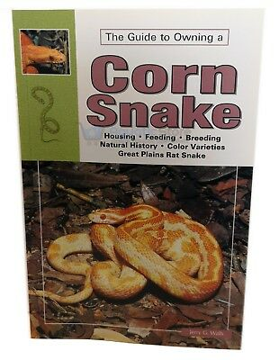 £4.50 • Buy The Guide To Owning A Corn Snake By Jerry G. Walls (Paperback, 1996)