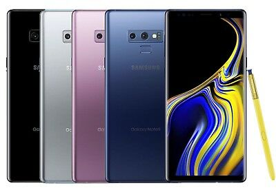 $ CDN469.78 • Buy Samsung Galaxy Note 9 128GB SM-N960U GSM /CDMA Unlocked T-Mobile AT&T Verizon