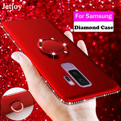 $ CDN4.73 • Buy Bling Glitter Stand Phone Case Cover For Samsung Galaxy Note 9 S9 A6 A7 A8 2018