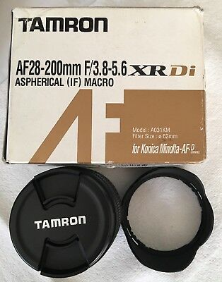 AU250 • Buy Lens Tamron For Sony Mount A