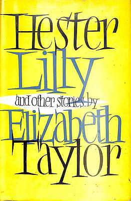 £61.28 • Buy Hester Lilly, Elizabeth Taylor, Good Condition Book, ISBN